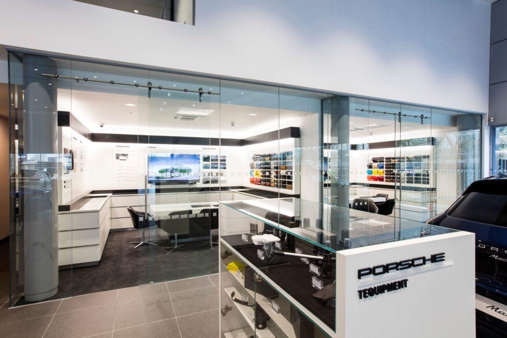 Porsche, South London